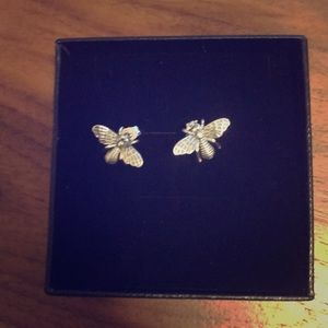 Jewelry - NWT | Sterling Silver Dragonfly Earrings